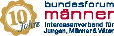 Bundesforum Männer Logo